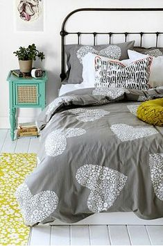 Cute! Maybe for a teen girls room