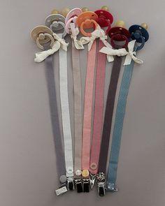 DIY Pacifier on a String - http://www.sweetpaulmag.com/crafts/diy-pacifiyer-on-a-string #sweetpaul