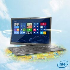 It doesn't just change from a laptop to a tablet. It changes everything #ultrabooks #intel #convertibles