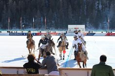 Snow Polo World Cup St. Moritz Switzerland @lord_brut