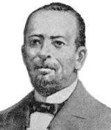 Hilary Richard Wright Johnson (June 1, 1837 – 1900) served as the 11th President of Liberia from 1884 to 1892. He was elected four times. An Americo-Liberian, Johnson was the first Liberian president born in Africa. The endorsement of Johnson by the two political parties — which stood on opposite sides of the color divide — signaled a truce regarding colorism between mulatto Americo-Liberian settlers and darker-skinned Americo-Liberian settlers.
