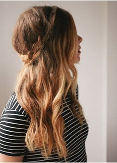 Cute Half Up Braid Hairstyles | Trendy Hairstyles 2015 / 2016 for long, medium and short hair