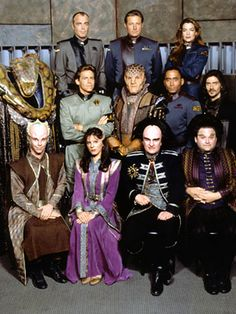 Everything You Need To Know About Babylon 5