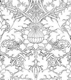 William Morris Coloring Pages - Bing images