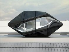 Eco friendly pod by NAU #architecture