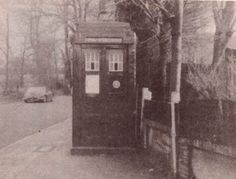 Tardis Art, London Metropolitan, Police Uniforms, Police Box, Dalek, Blue Box, David Tennant, Dr Who, Historical Photos