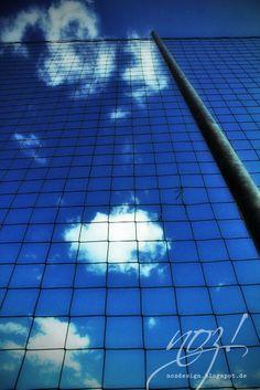 Benetzter Himmel bei den Glücksmomenten