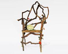 valentina gonzález wohlers: wild bodged chairs