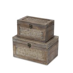 Safe Storage, Storage Boxes, Storage Spaces, Everyday Items, Small Boxes, Black Fabric, Furniture Makeover, Rattan, Cleaning Wipes