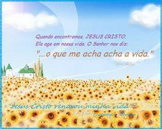 Momento Versículos : Jesus Cristo é a Vida!