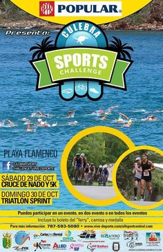 Culebra Sports Challenge 2016 #sondeaquipr #culebrasportschallenge #culebra #playaflamenco #deportespr