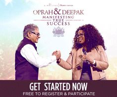 Did you know you can create a life of true success in just 20 minutes each day?   Our friends Oprah Winfrey and Deepak Chopra have both experienced firsthand the transformative power of meditation,inspiring them to come together. So far, over three million people around the globe, including us here at NEWSWIRE.FM, have experienced incredible transformation, for FREE!  Click here to sign up: https://chopracentermeditation.com/?acode=newswire