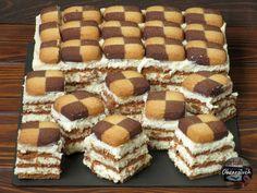 Ciasto Perskie - przygotujesz zaledwie w 10 minut - Obżarciuch Tiramisu, Cookies, Ethnic Recipes, Food, Crack Crackers, Biscuits, Essen, Meals, Cookie Recipes