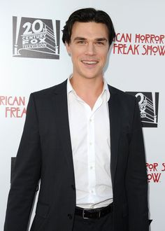 Pin for Later: Meet the Twisted Characters of American Horror Story: Hotel Finn Wittrock as Tristan Duffy