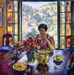 John Hubbard Rich. The Yellow Teapot
