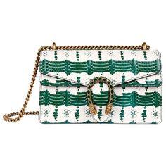 Gucci Medium Snakeskin Dionysus Bag ($3,965) ❤ liked on Polyvore featuring bags, handbags, shoulder bags, long strap purse, hand bags, man shoulder bag, snakeskin purse and shoulder strap handbags