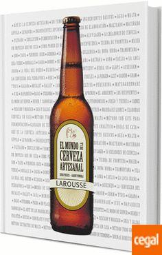 EL MUNDO DE LA CERVEZA ARTESANAL Todo lo que hay que saber sobre la cerveza artesana. La fabricación y consumo de cerveza artesana ha aumentado de manera exponencial en los últimos años. Pero no hay un libro que explique las claves de esta tendencia, desde todos los puntos de vista, con todos los actores que intervienen. Gracias a esta obra se puede: - Saber qué es la cerveza artesana, cómo se fabrica, cuáles son los ingredientes más utilizados y en qué se diferencia de la cerveza industrial