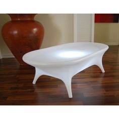 Flora Coffee Table, Wireless, 16 changing colors - Custom
