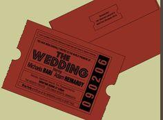 Wedding, Invitations - vendor: UNIQLOVE - Project Wedding