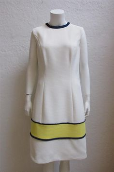 Reserved for Anli 1960's Lilli Ann Yellow by MTvintageclothing