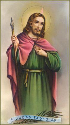 . St Judas, Holy Quotes, Saint Quotes, Catholic Saints, King Of Kings, All Saints, Jesus Christ, Christianity, Aurora Sleeping Beauty