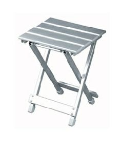 metal top, attach to suit case