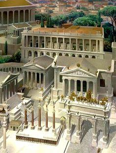 romanoimpero.com: THE ROMAN FORUM #FORUM #Roman #romanoimperocom Classical Architecture, Historical Architecture, Ancient Architecture, Gothic Architecture, Sustainable Architecture, Rome History, Ancient History, European History, American History