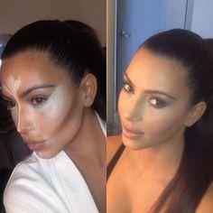 Cómo contornear el rostro con la técnica de luces y sombras | Cuidar de tu belleza es facilisimo.com