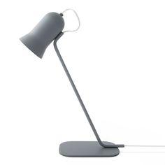 Lampe  poser orientable de la collection Magnetic posée d un