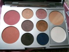 Love my Mally Beauty More Perfect palette!