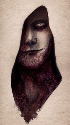 Ruvik, the evil within, art