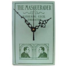 The Masquerader, $94, now featured on Fab.