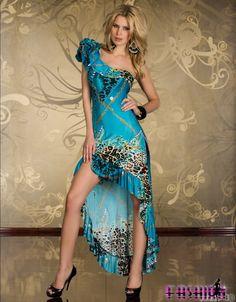 Rochie ParadiseDance Blue >> Click pe poza pentru a vedea pretul. #hainetari  #hainedama