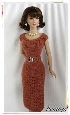 bena-pl...Clothes for DeeAnna Denton  & curvaceous body dolls 16