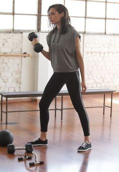 Gal Gadot Wonder Woman Workout Routine: Becoming a Superhero