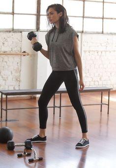 Gal Gadot Wonder Woman Workout Routine: Becoming a Superhero