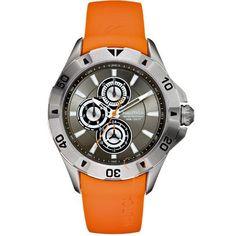 Ρολόι Nautica NST 06 Orange Resin Strap - BeMine.gr Orange 66a8839cb2e