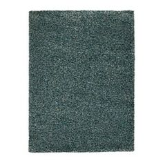 The high pile makes it easy to join several rugs, without a visible seam. The dense, thick pile dampens sound and provides a soft surface to walk on. Durable, stain resistant and easy to care for since the rug is made of synthetic fibers.