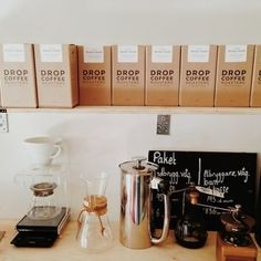 Drop Coffee Roasters in Stockholm. 25 Coffee Shops Around The World You Have To See Before You Die