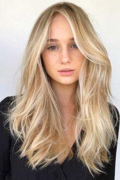 Blonde ember teen clip