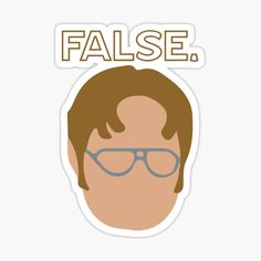 Tumblr Stickers, Diy Stickers, Laptop Stickers, Sticker Ideas, Clear Stickers, Printable Stickers, The Office Show, Office Tv, Office Memes