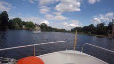 Berlin Wannensee Bootsfahrt