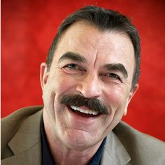 Tom Selleck, known for his roles in Magnum P.I. and Friends, is Czech.