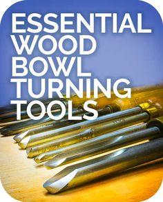 Wood Bowl Turning Tools Pinterest