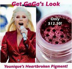 3d Fiber Lashes, Fake Lashes, Fresh Face, Glitz And Glam, Face Wash, Younique, Lady Gaga, Mascara, Eyeshadow