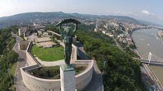 Statue of Liberty, Budapest.