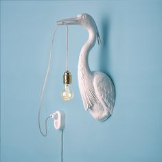 Reiger Lamp by Jasmin Djerzic made in The Netherlands on CROWDYHOUSE