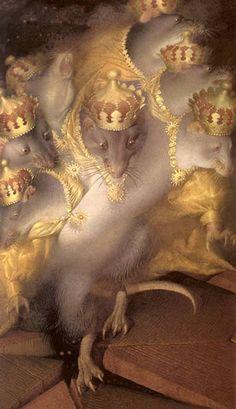 Der Mausekönig - Gennady Spirin