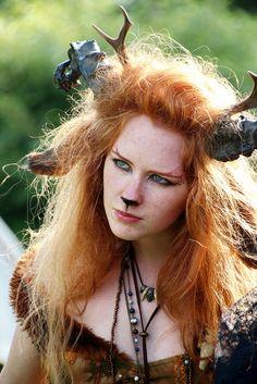 """Elf Fantasy Fair 2012 - Elfen von Manni59"" This is tremendous."