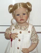 Nelli von Hildegard Günzel, 65 cm groß, Götz Puppe